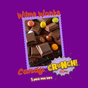 Wilma Wonka candy crunch