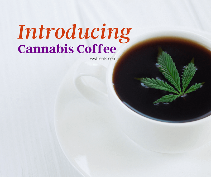 cannabis coffee commercial