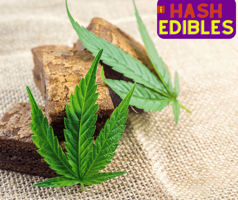 hash edibles